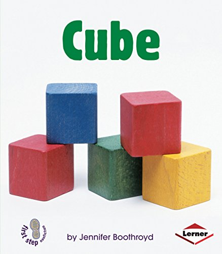 9780822588528: Cube (First Step Nonfiction)