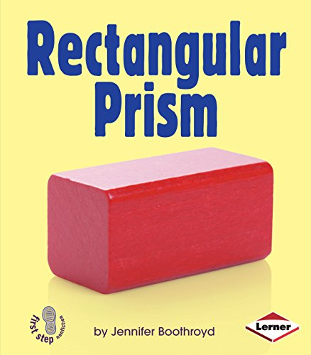 9780822588542: Rectangular Prism (First Step Nonfiction)