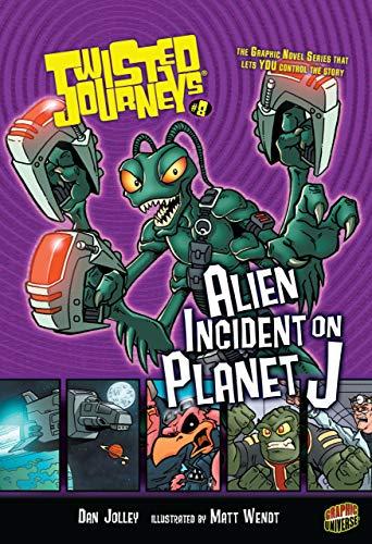 9780822588764: Alien Incident on Planet J (Twisted Journeys (Paperback))