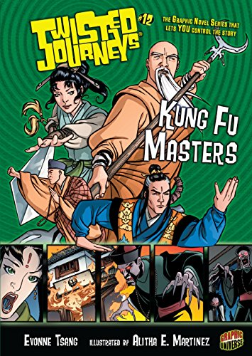 9780822588788: Kung Fu Masters (Twisted Journeys)
