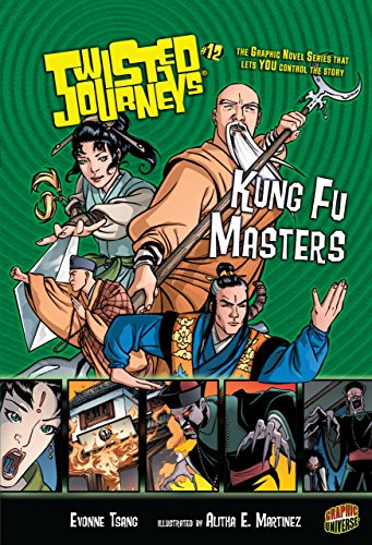 9780822588801: #12 Kung Fu Masters (Journeys) (Twisted Journeys (Paperback))