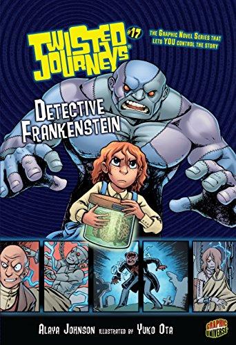 9780822589433: Detective Frankenstein (Twisted Journeys (Paperback))