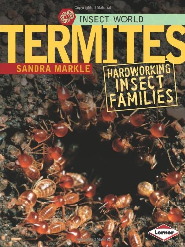 9780822589846: Termites (Insect World)