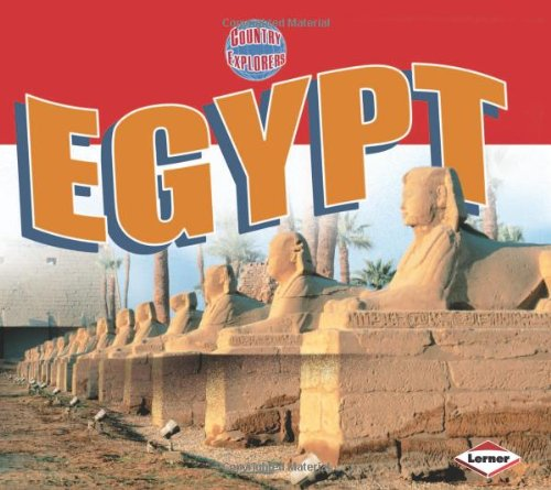 9780822589914: Egypt (Country Explorers)