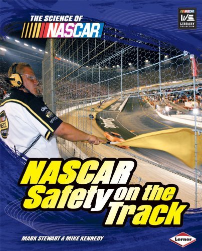 9780822590071: Nascar Safety on the Track (The Science of NASCAR)