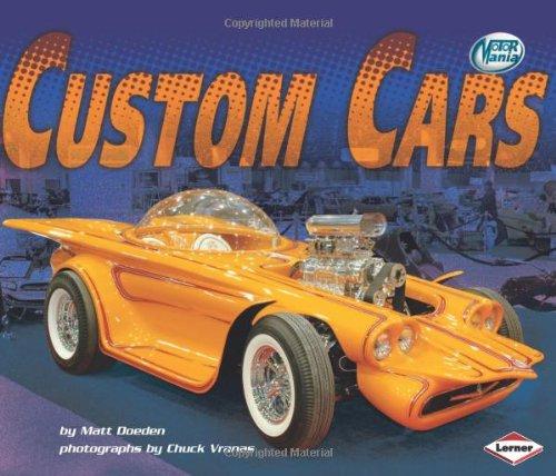 9780822590125: Custom Cars (Motor Mania)