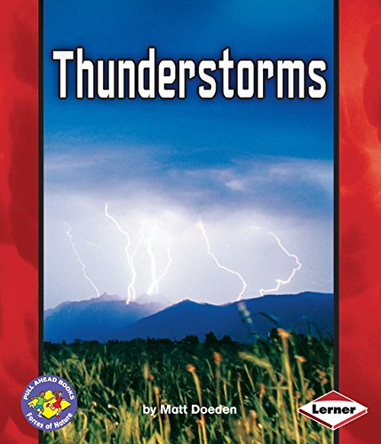 9780822590187: Thunderstorms (Pull Ahead Books _ Forces of Nature)
