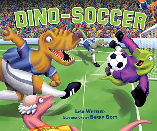 9780822590286: Dino-Soccer