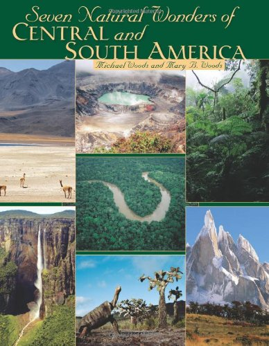 9780822590705: Seven Natural Wonders of Central and South America (Seven Wonders)
