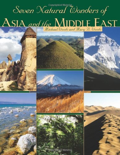 9780822590736: Seven Natural Wonders of Asia and the Middle East (Seven Wonders)