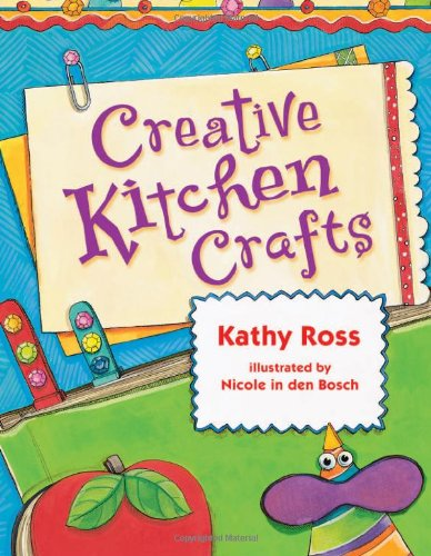 9780822592174: Creative Kitchen Crafts (Girl Crafts)
