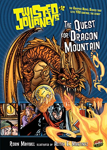 9780822592617: The Quest for Dragon Mountain: Book 16 (Twisted Journeys ®)