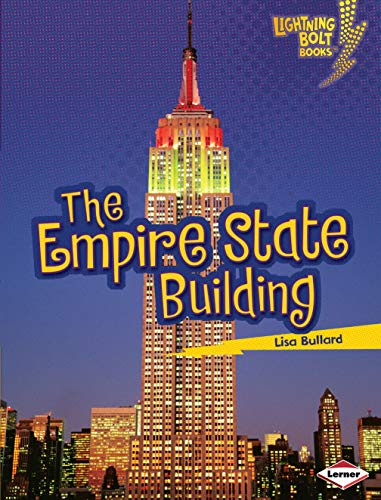 9780822594048: The Empire State Building (Lightning Bolt Books: Famous Places (Library))
