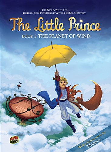9780822594222: The Planet of Wind 01 (The Little Prince)