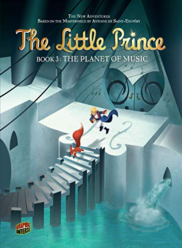 9780822594246: The Planet of Music (The Little Prince) (Little Prince (Paperback))