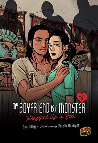 9780822594253: Wrapped Up in You 6 (My Boyfriend Is a Monster)