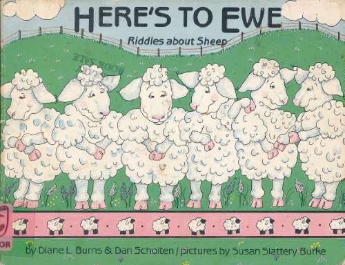 9780822595830: Here's to Ewe: Riddles About Sheep