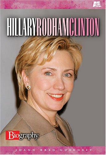 9780822596134: Hillary Rodham Clinton (Biography)
