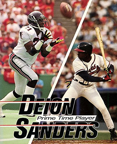 9780822596486: Deion Sanders: Prime Time Player (The Achievers)