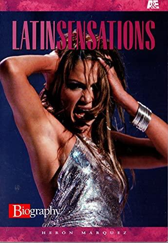 9780822596950: Latin Sensations (A&E Biography)