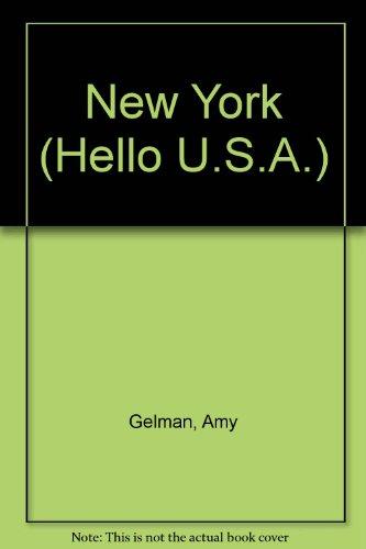 New York (Hello U.S.A.): Amy Gelman