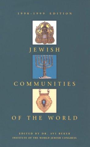 9780822598220: Jewish Communities of the World (Single Titles)
