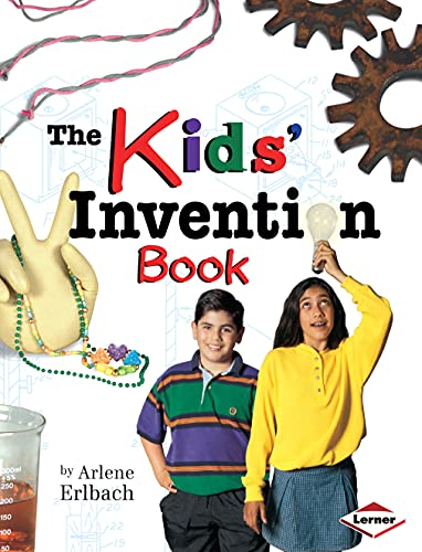 9780822598442: The Kids' Invention Book (Kids' Ventures)
