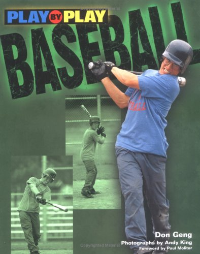 Play by Play Baseball 9780822598800 Presents information on the history of baseball and the equipment used, demonstrates the basic skills involved in fielding, throwing, hitting, and baserunning, and describes how these skills are used in a game.