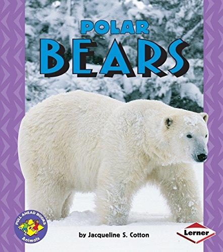 9780822598909: Polar Bears (Pull Ahead Books)