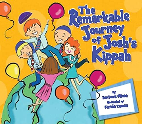 9780822599111: The Remarkable Journey of Josh's Kippah