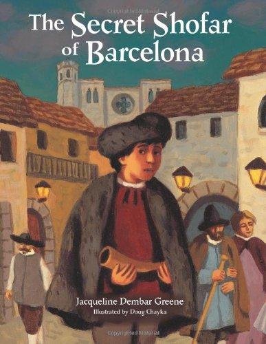 9780822599159: The Secret Shofar of Barcelona (High Holidays)