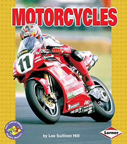9780822599241: Motorcycles (Pull Ahead Books ― Mighty Movers)