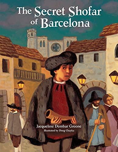 9780822599449: The Secret Shofar of Barcelona (High Holidays)