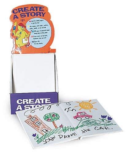 9780822599982: Create a Story (Blank Book)