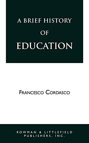 9780822600671: A Brief History of Education