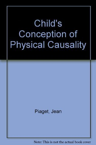 9780822602125: Child's Conception of Physical Causality