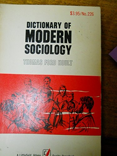 9780822602262: Dictionary of Modern Sociology