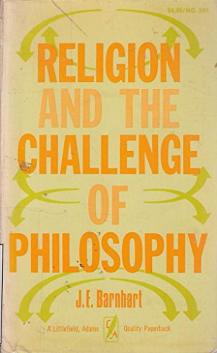 Religion and the Challenge of Philosophy (A: Barnhart, Joe E.