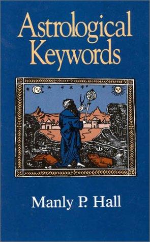 9780822602996: Astrological Keywords