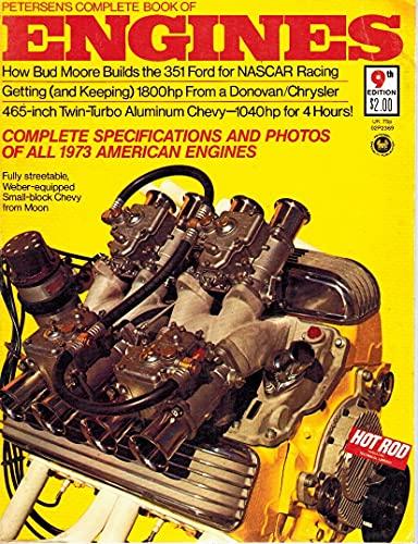 9780822700074: Petersen's Complete Book of Engines
