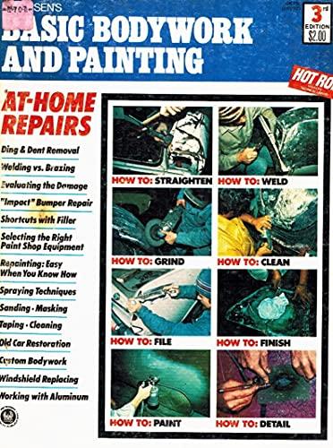 Basic bodywork & painting (Hot rod magazine