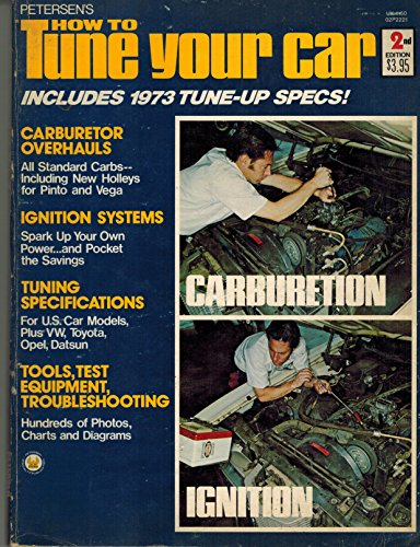 How to tune your car.: Lahue, Kalton C.