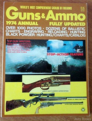 9780822700432: Guns & Ammo 1974 Annual