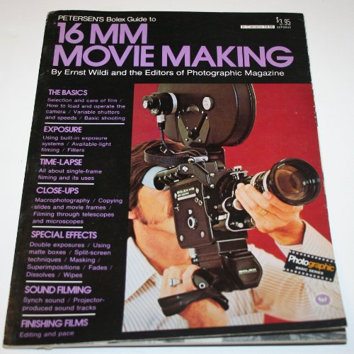 9780822700449: 16mm Movie Making (Photographic basic series)