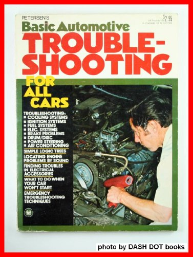 9780822700517: Petersen's basic automotive troubleshooting for all cars