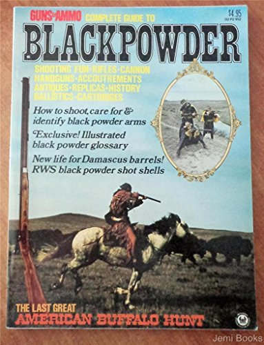 9780822700531: Guns & ammo complete guide to blackpowder