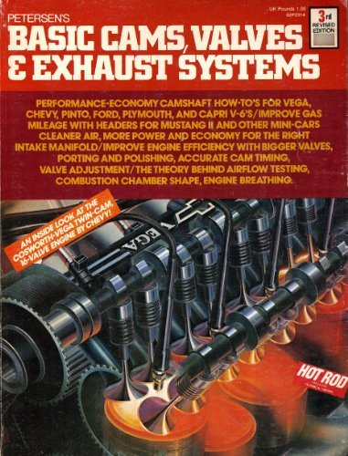 Petersen's Basic Cams, Valves and Exhaust Systems: Jay, Jon; The Technical Editors of Petersen...