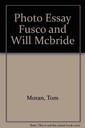 9780822700715: Photo Essay Fusco and Will Mcbride