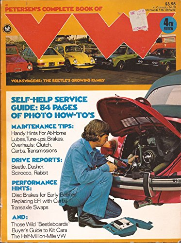 Petersen's complete book of VW (0822706687) by Spence Murray