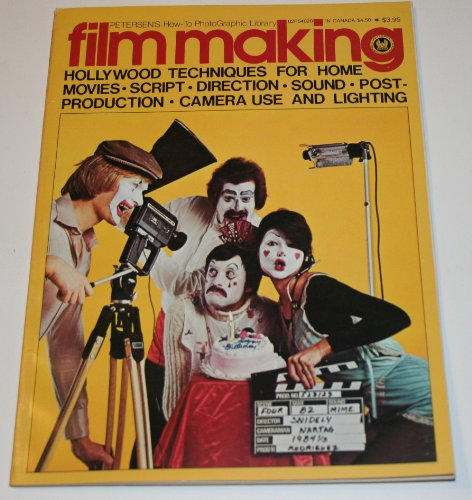 9780822740209: Film Making (Petersen's How-To Photographic Library)